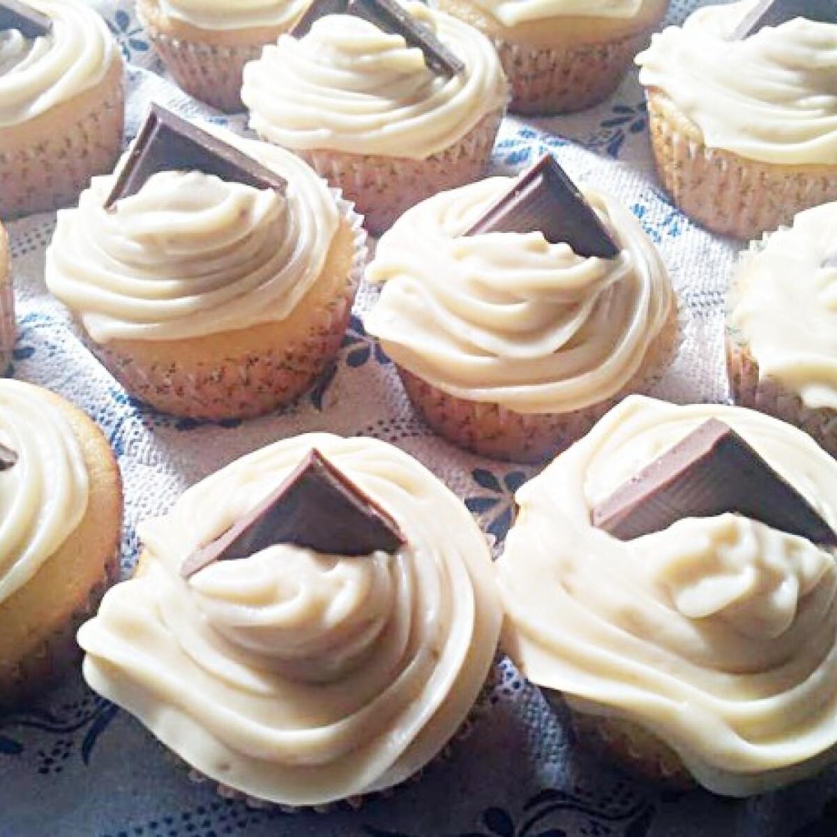Ezen a képen: Karamellás muffin Blankától
