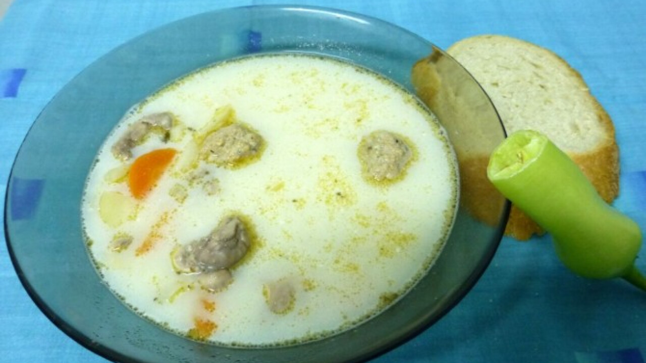 Káposztalé leves székelyesen