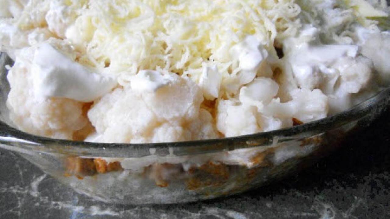 Rakott karfiol Tomatotree konyhájából