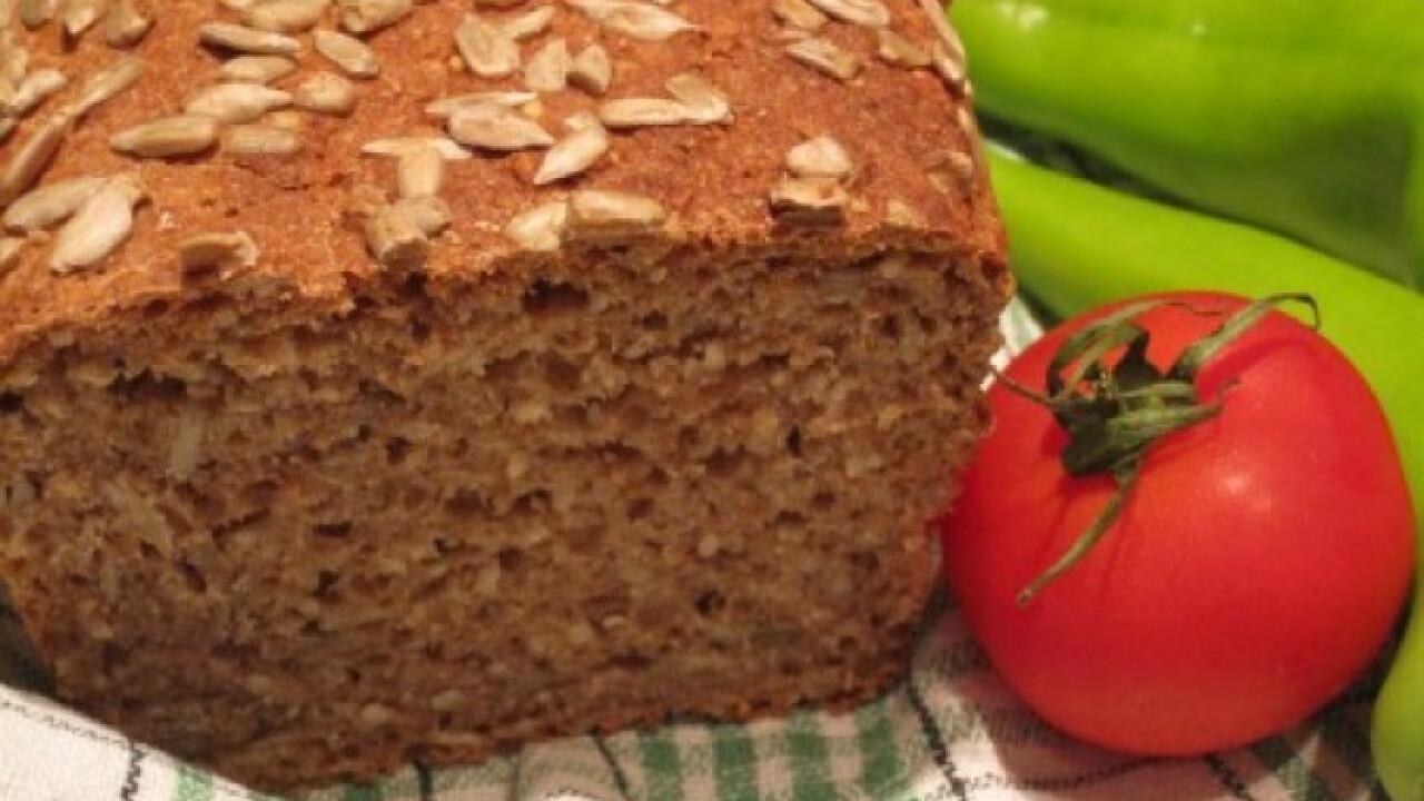 Magos kenyér Katharosz konyhájából