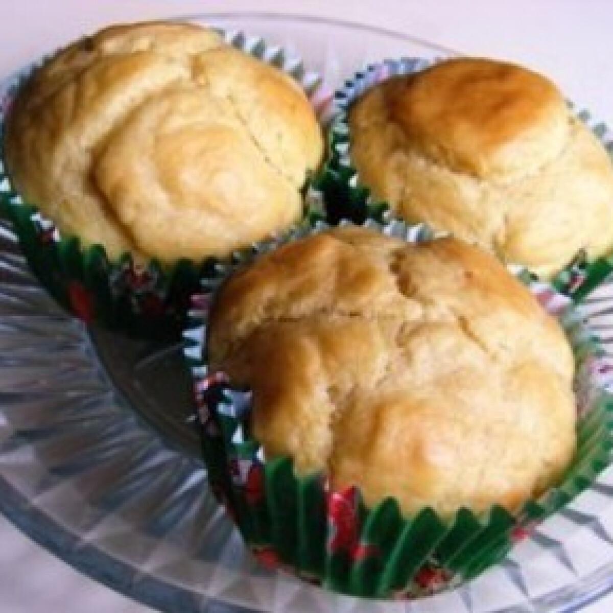 Ezen a képen: Diétás muffin 3. - sós