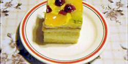 Gyümölcsös krémes Nikóka konyhájából