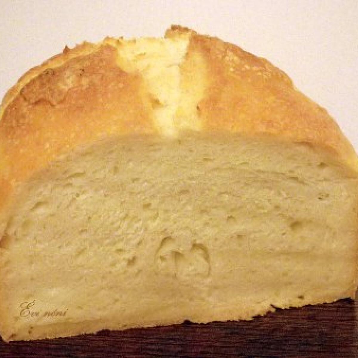 Írós krumplis kenyér