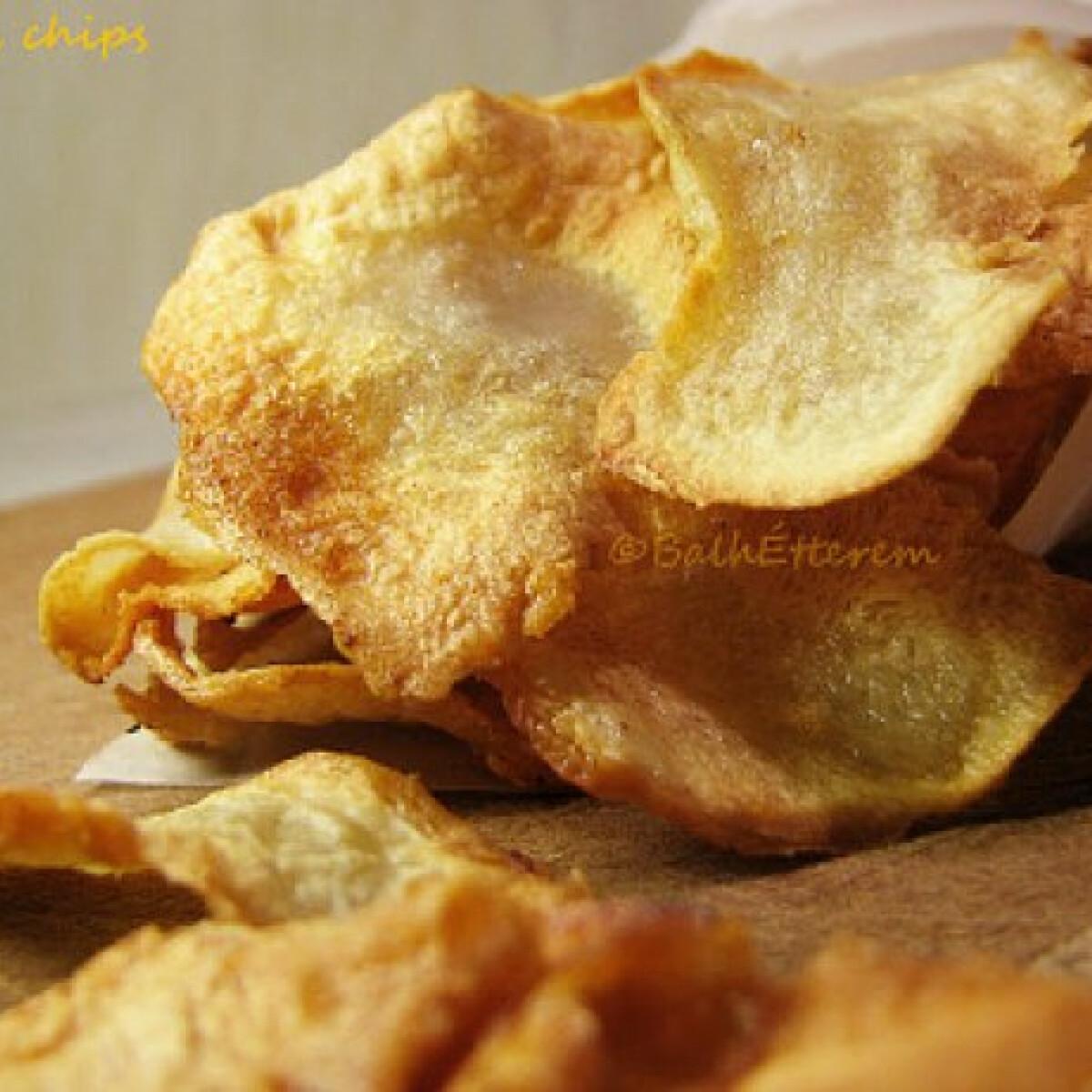 Ezen a képen: Csicsóka chips