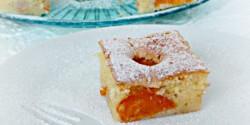 Sárgabarackos-citromos pite