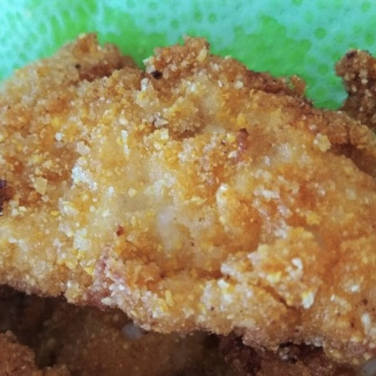 Ezen a képen: Rántott hús glutén-, tej- és tojásmentesen