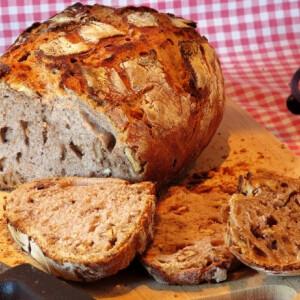 Diós-sörös kenyér