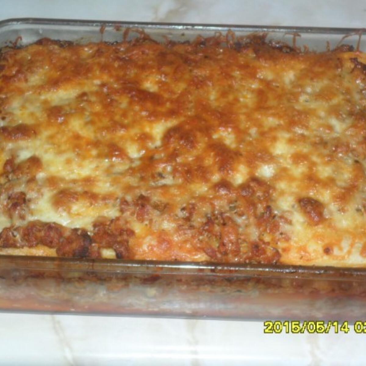 Hamis lasagne