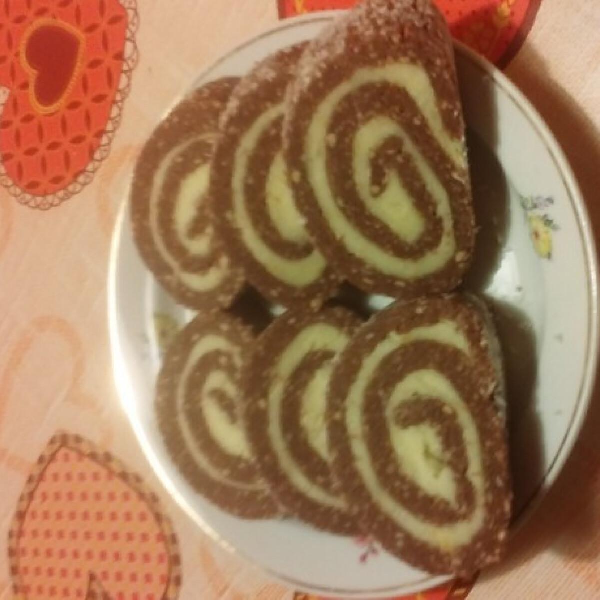 Ezen a képen: Keksztekercs Jucus konyhájából