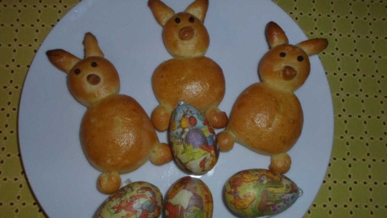 Kelt húsvéti nyuszik