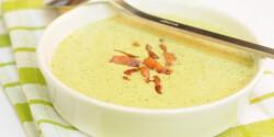Kovászosuborka-leves