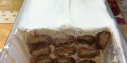 Tojás nélküli tiramisu