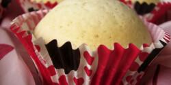 Kardamomos muffin
