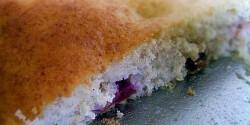 Ringlós-mazsolás süti