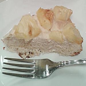 Kókuszos-banános-ananászos süti