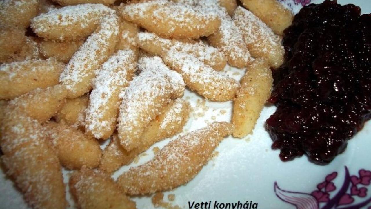 Krumplinudli Vetti konyhájából