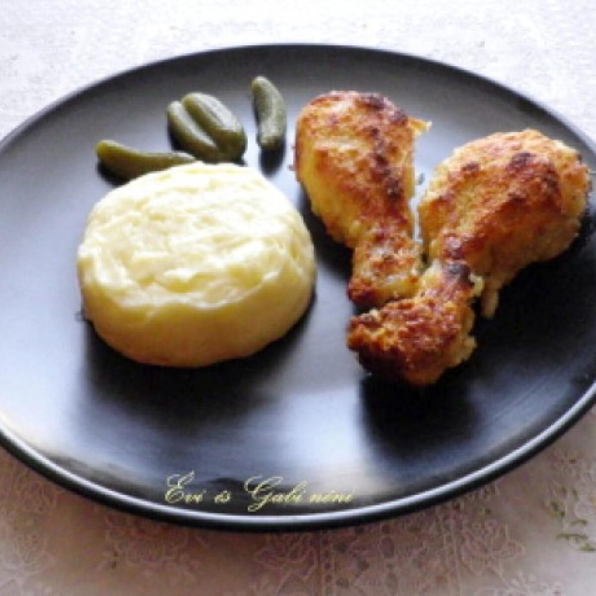 Ezen a képen: Amerikai rántott csirke