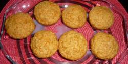 Sütőtökös-búzadarás muffin