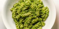 Spenótos tészta Sol12 konyhájából