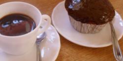 Dupla kávés-csokis muffin