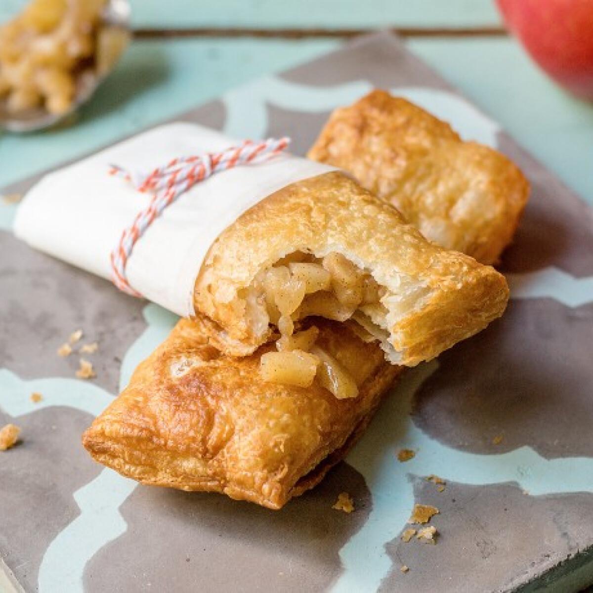 Ezen a képen: Mekis almás pite
