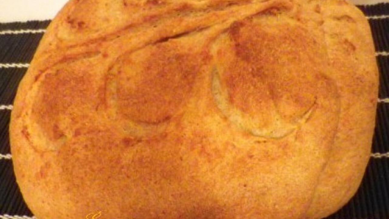 Joghurtos kovászos kenyér