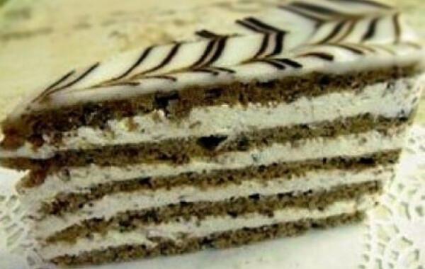 Eszterházy torta 3.