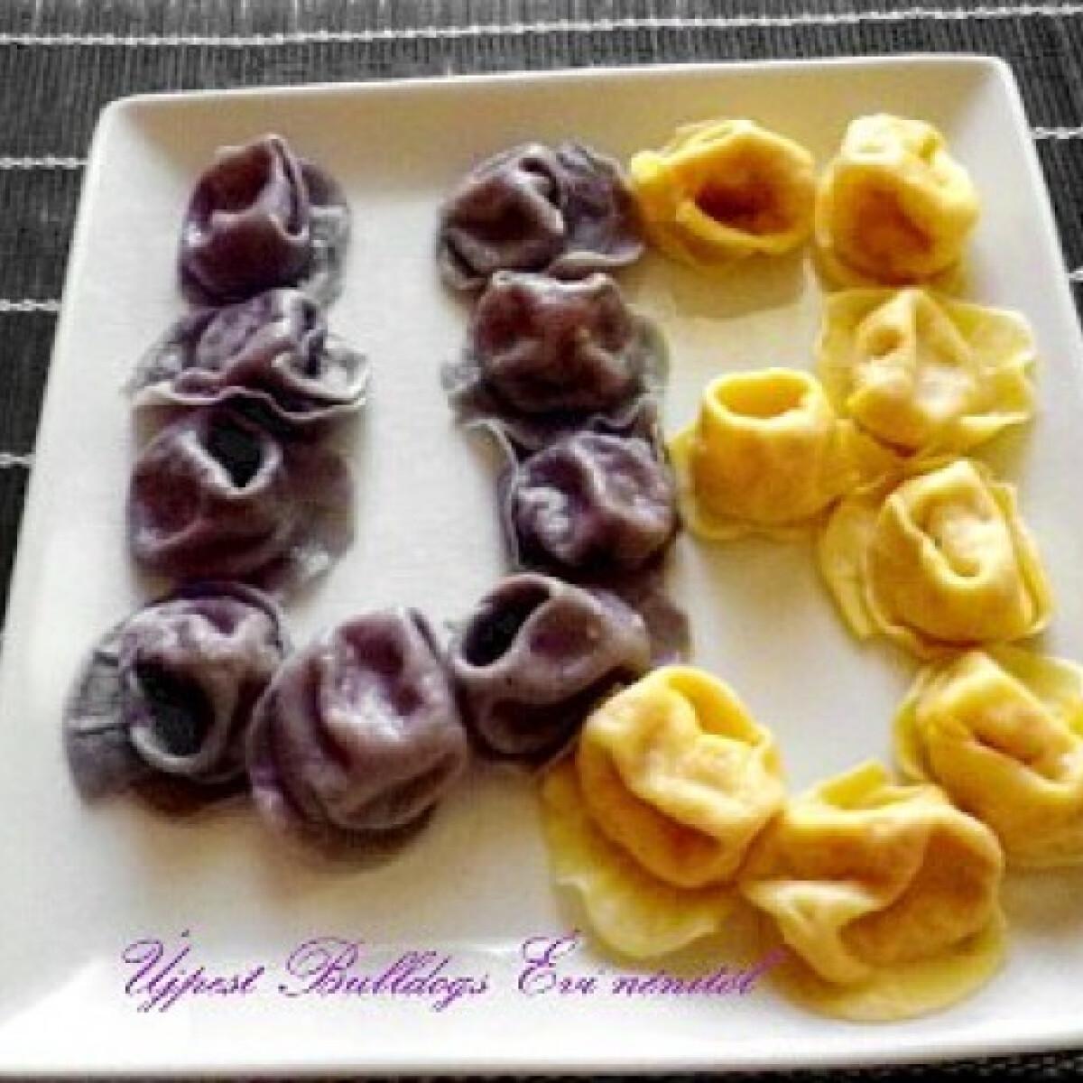 Ezen a képen: Sonkás tortellini újpesti módra