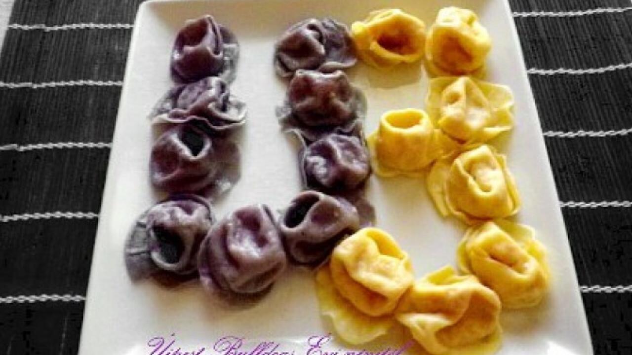 Sonkás tortellini újpesti módra