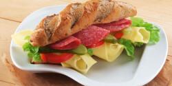 Világjáró szendvics
