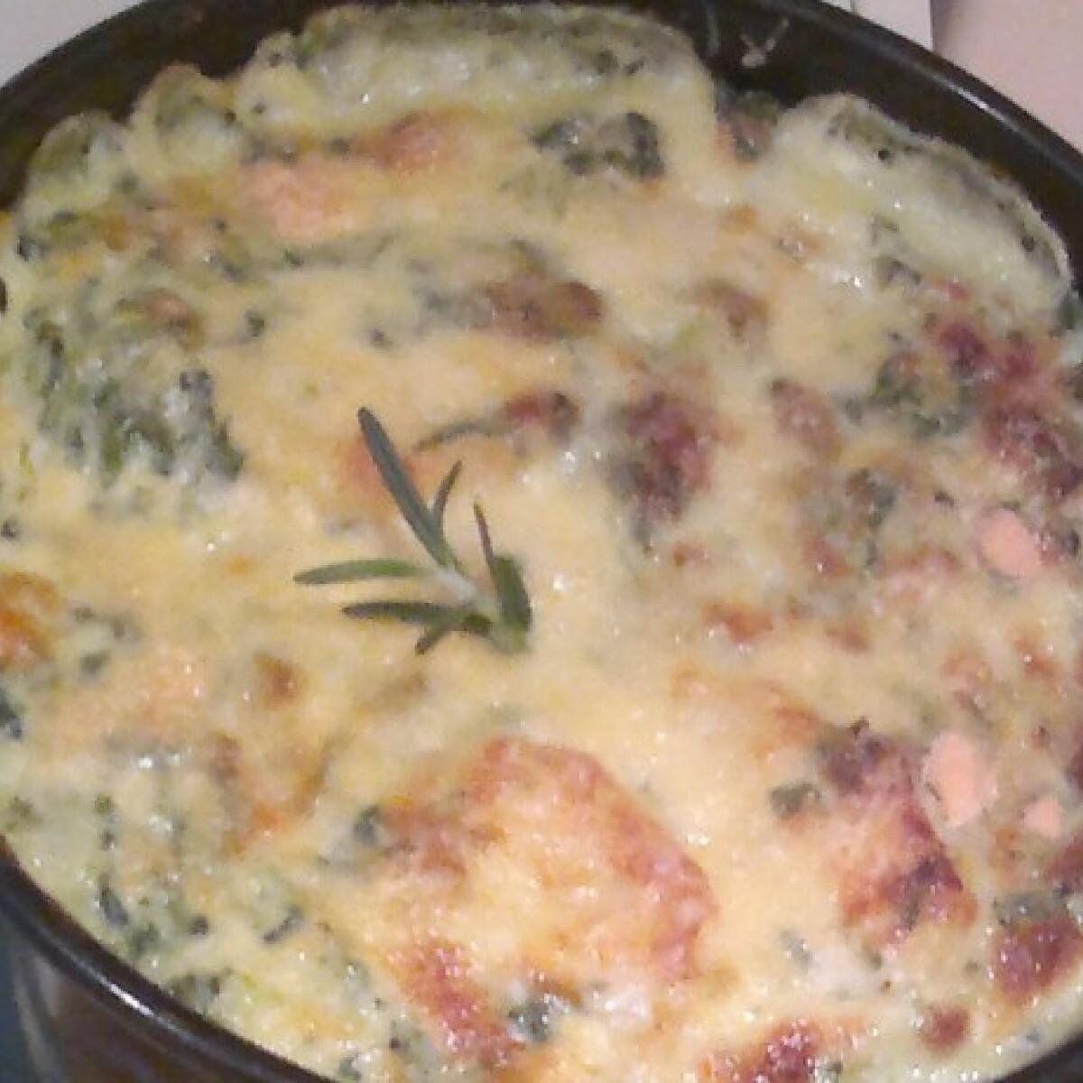 Parajos - besameles krumplitorta