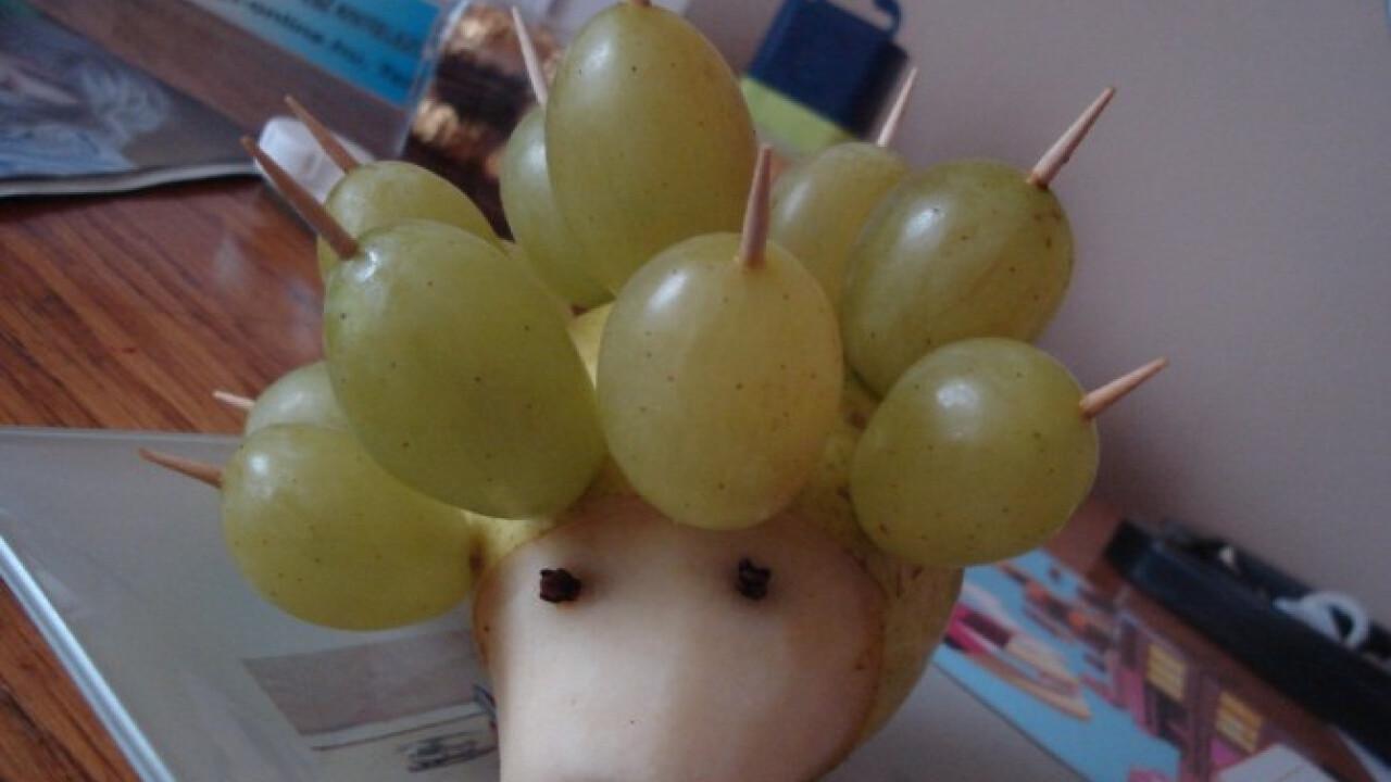 Gyümölcsös süni