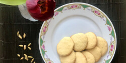 Kardamomos keksz Pogácsa konyhájából