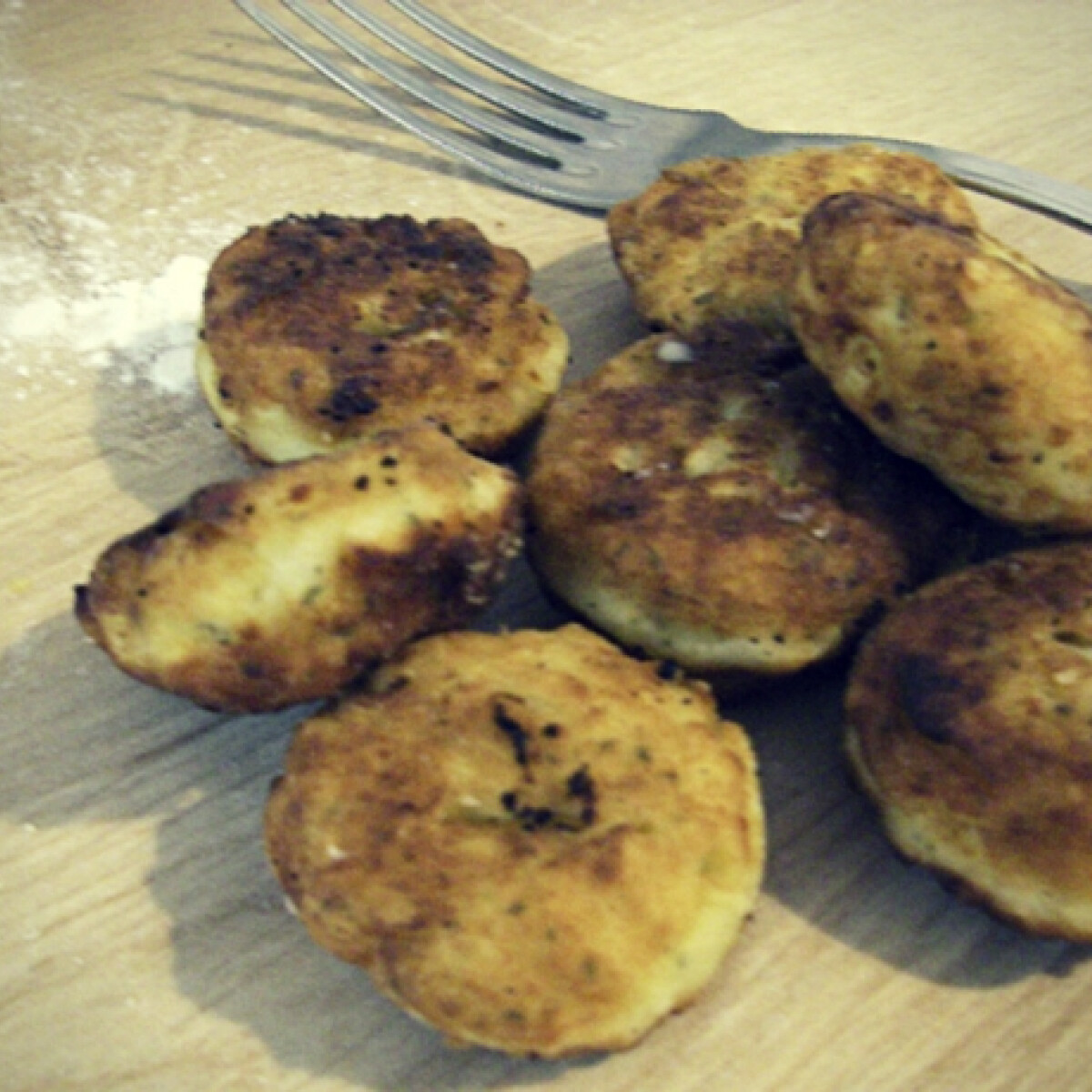 Ezen a képen: Krumplifasírt Pulykatojás konyhájából