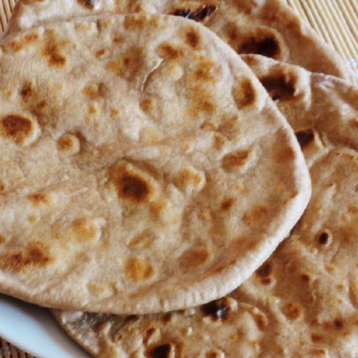 Ezen a képen: Chapati Glaser konyhájából