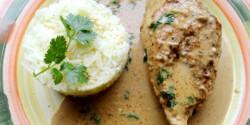 Citromos csirkemell Glaser konyhájából