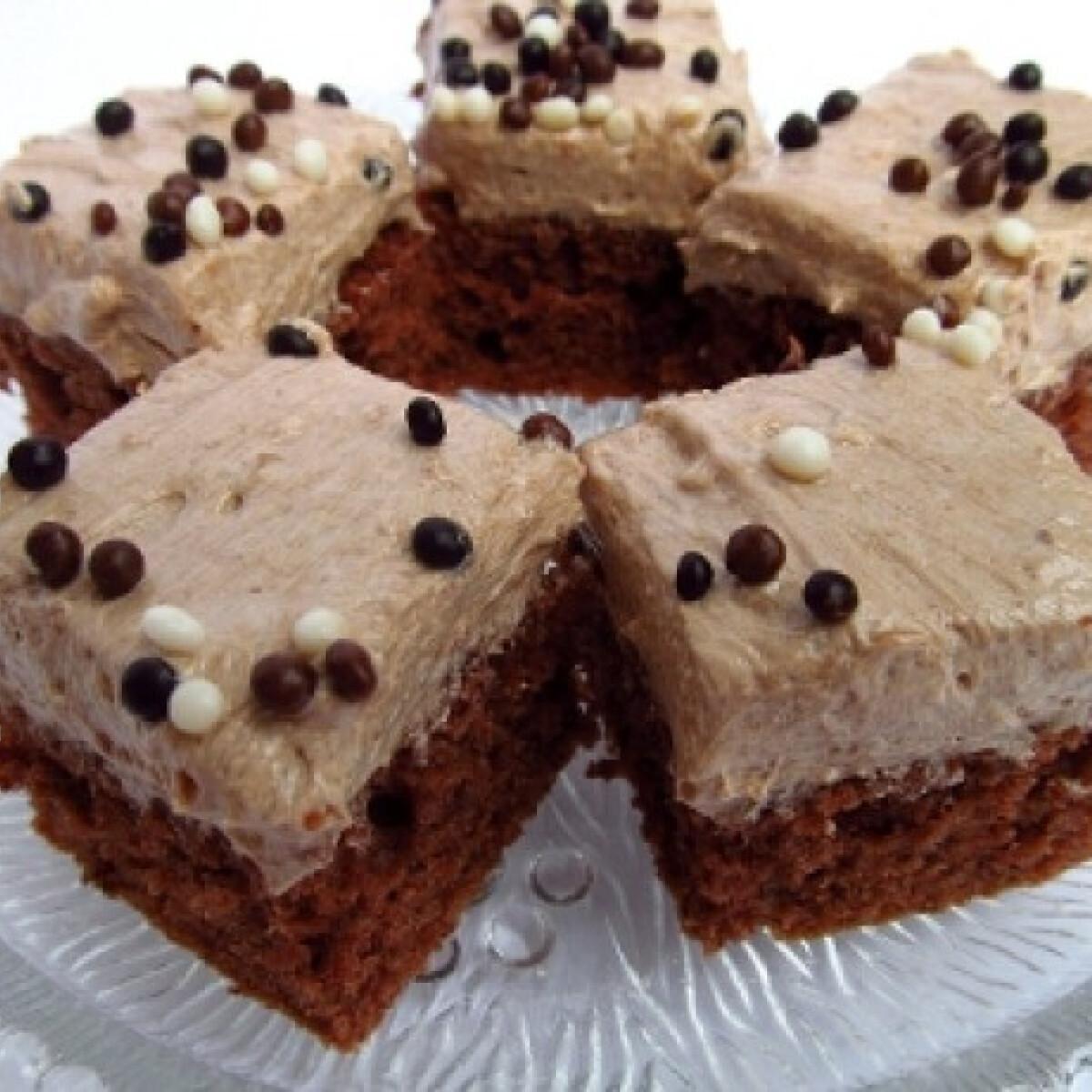 Ezen a képen: Nutella szelet Eszter konyhájából