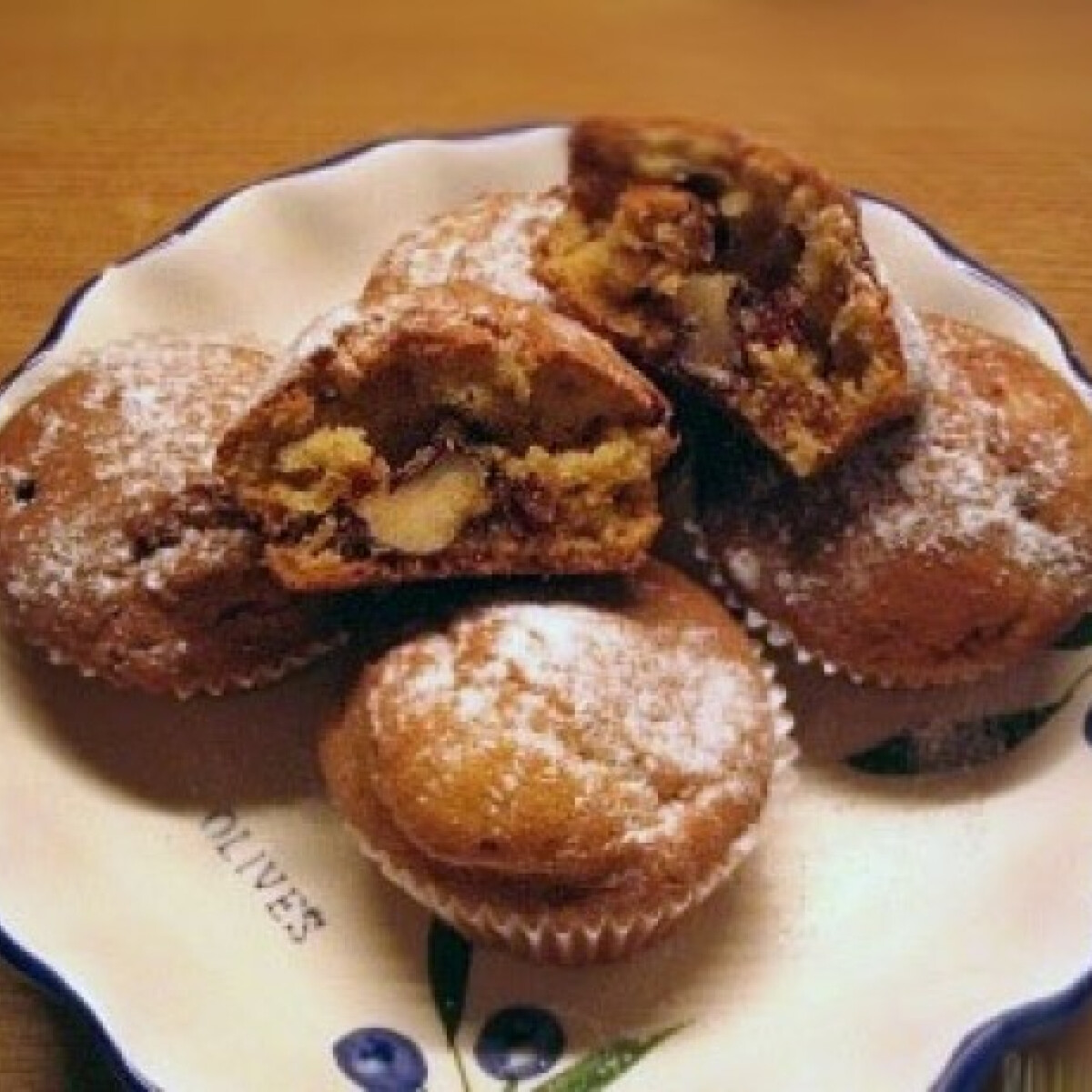 Ezen a képen: Citromos muffin