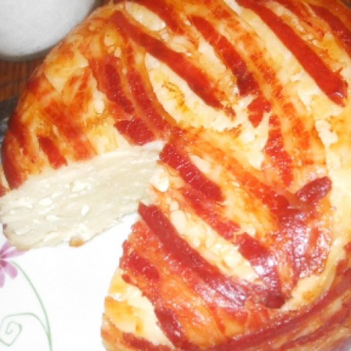 Ezen a képen: Túrós tészta Vandre konyhájából