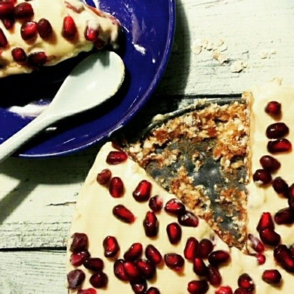 Ezen a képen: Gluténmentes mascarponetorta