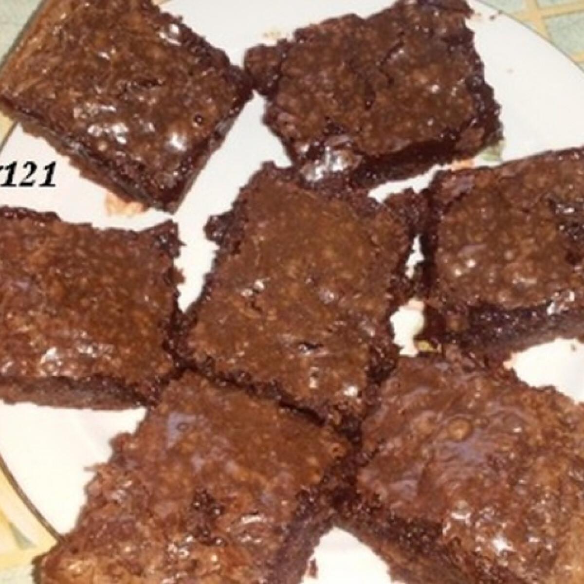 Ezen a képen: Brownie Esztertől