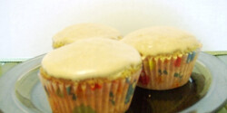 Diós-fahéjas muffin