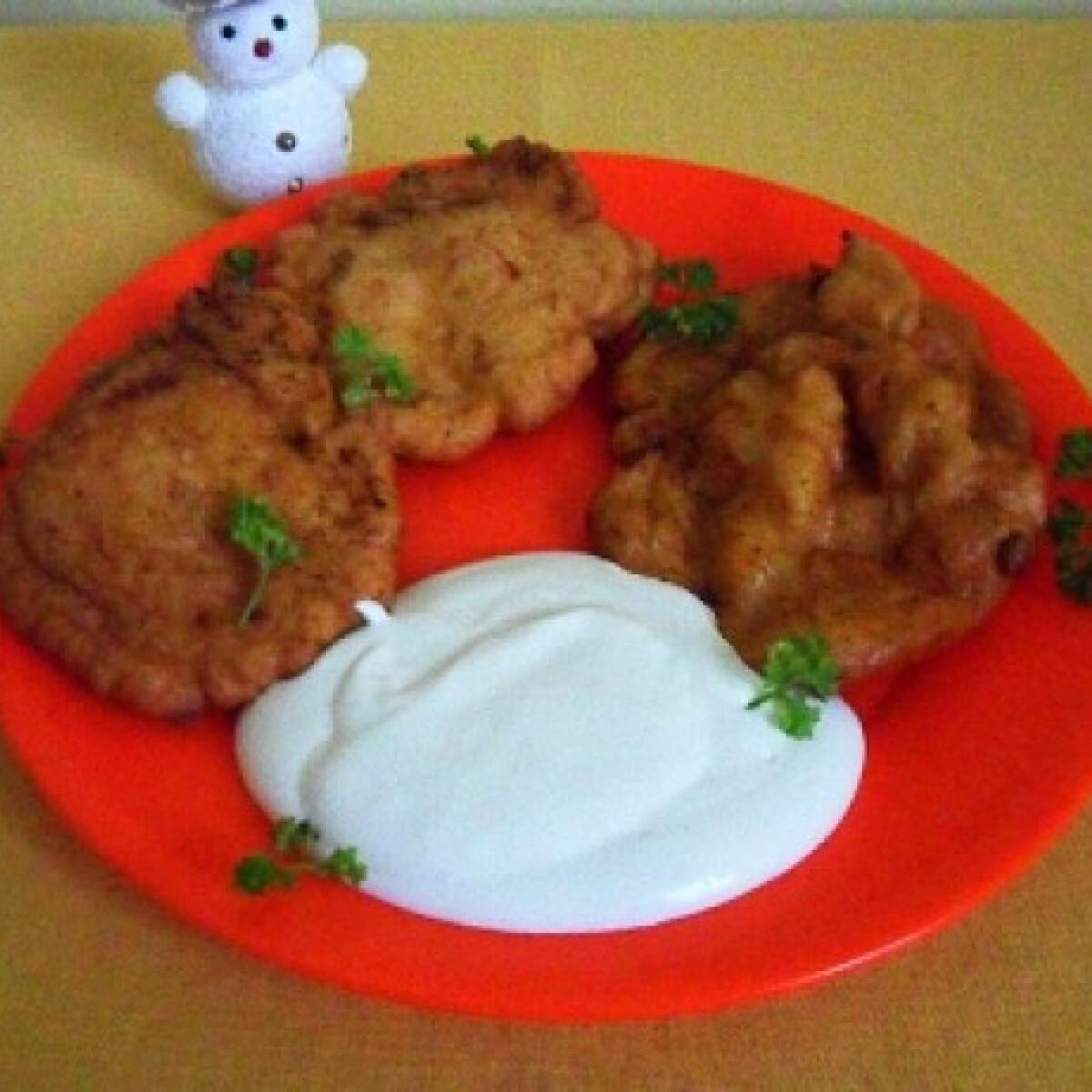 Ezen a képen: Matróz csirke