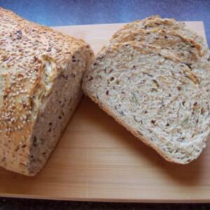 Sokmagvas graham kenyér