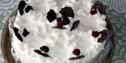 Feketeerdő-torta 3.