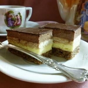 3bit szelet csokimázzal