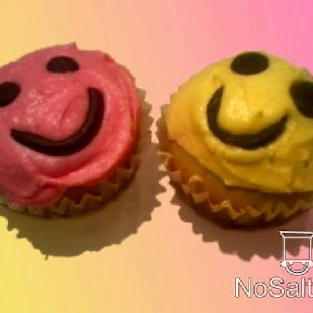 Mosolygós muffin