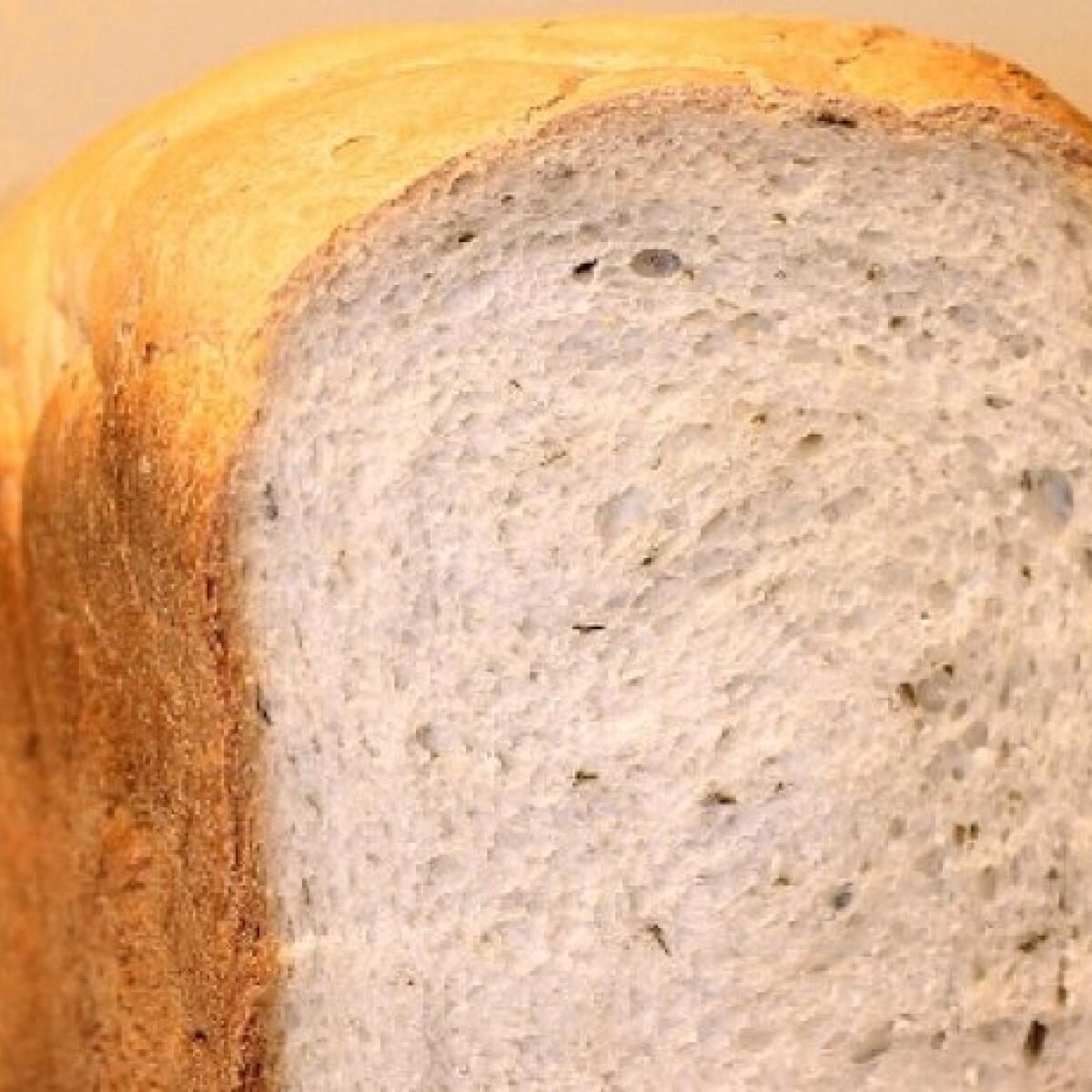 Metélőhagymás kenyér