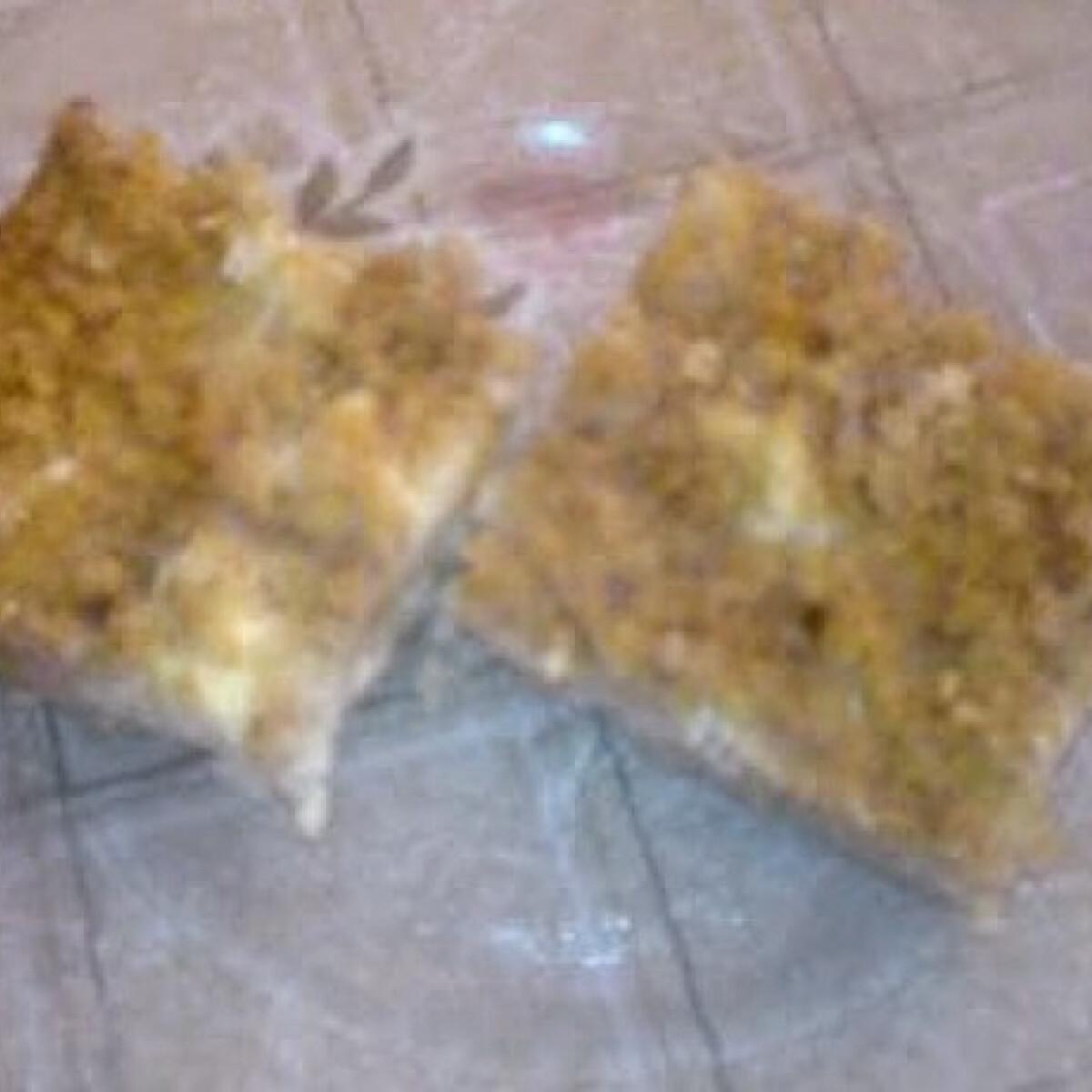 Lusta asszony update 1-es túrós sütije
