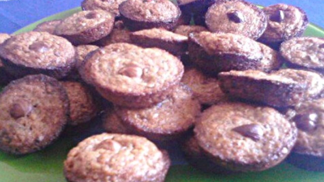Csodás csokis-mogyorós cookies